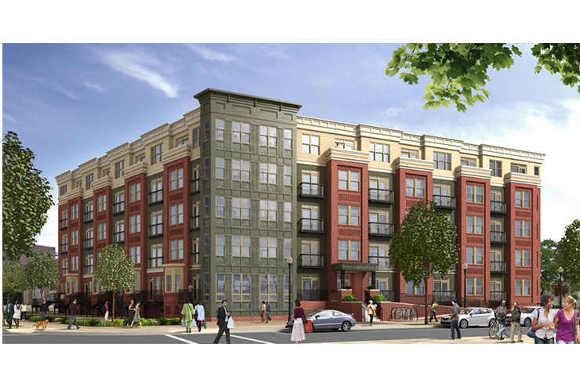 Apartment Buildings Near Logan Circle