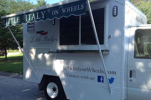 Italian Food Truck In Georgetown