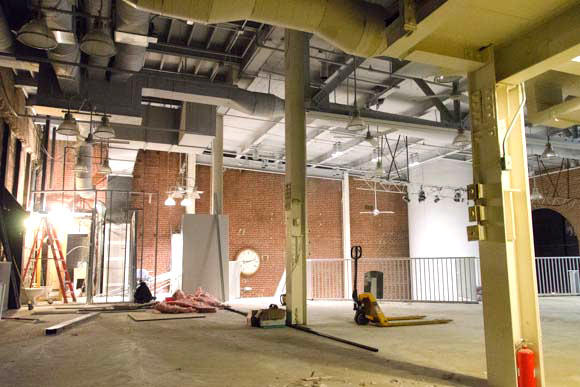 The Powerhouse in Georgetown will soon be offered for rent for events, pop-ups, and parties
