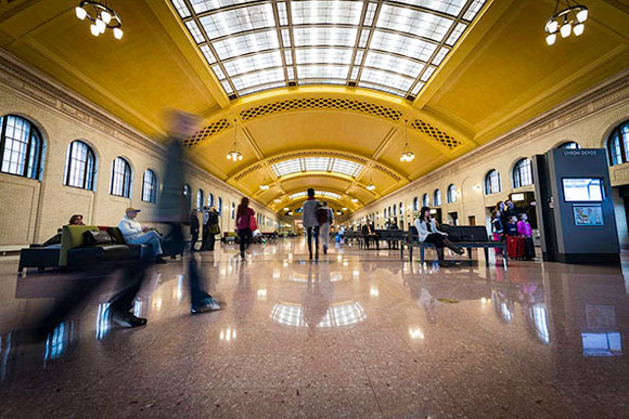 Waiting Room Elevation : National spotlight urban train stations plan for the future
