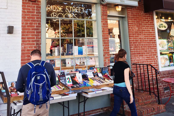 13 Bookstores You Should Make Time To Check Out This Fall