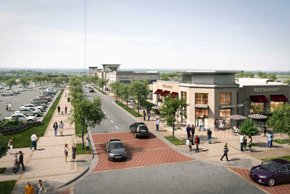 "The Shops at Dakota Crossing will stem some of DC's ""retail leakage"""