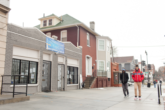 Lighthouse Yoga Center, on 4203 9th St NW in Petworth