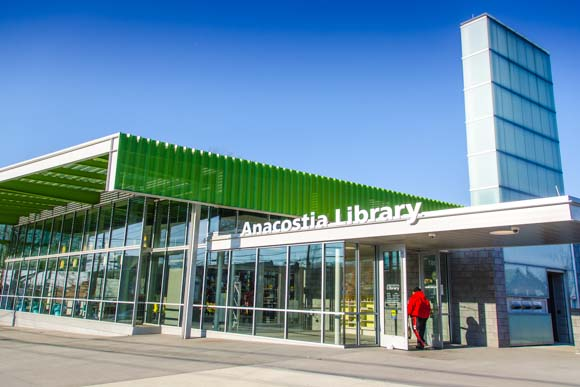 The New Anacostia Library