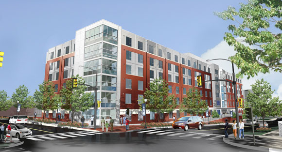 The proposed 4th/Bryant St. Howard dorm