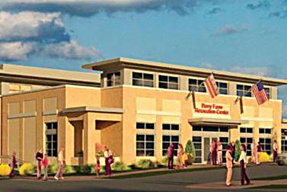 Mayor cuts ribbon on new ward 8 pool - Spring hill recreation center swimming pool ...