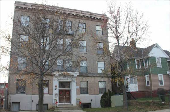 The Sierra Co-op, a 20-unit building in Eckington that just got a major redo