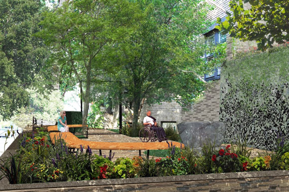 Adams Morgan nonprofit raising funds for \'healing garden\'