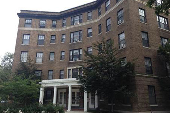 Tilden Hall, recently purchased by UIP