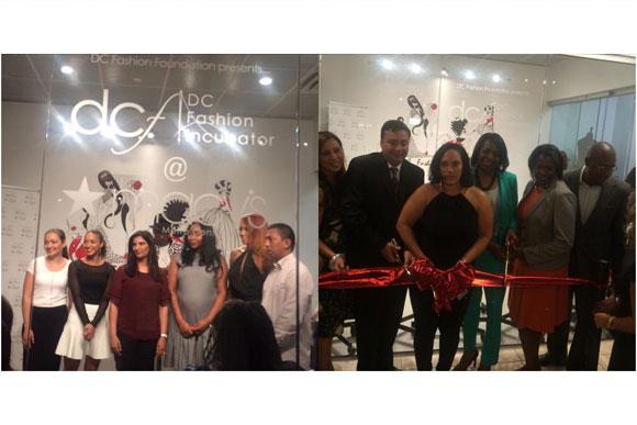 The ribbon cutting Sept 8, 2015