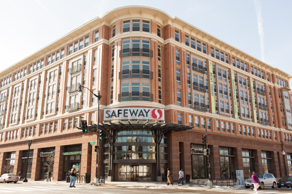 A brand-new Safeway in Petworth is indicative of the types of changes occurring in this neighborhood