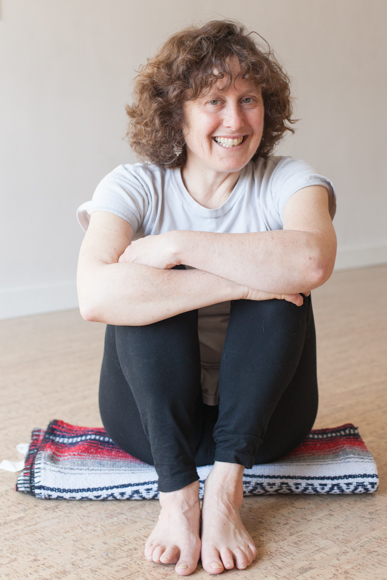 Julie Eisenberg, founder of Lighthouse Yoga