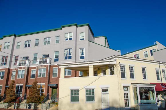 New Development on Blair St NW